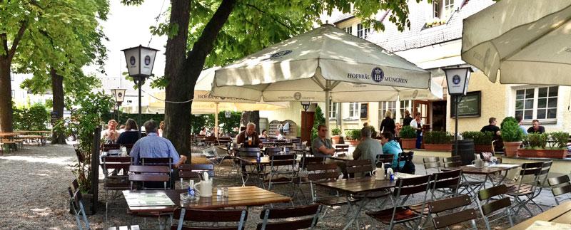 Alter Wirt Moosach Bayrische Gaststatte In Munchen Impressionen Fotos Bilder