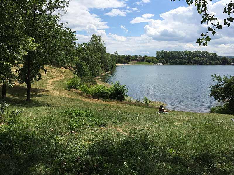 Nacktbaden & FKK in Thüringen - Die schönsten Badeseen