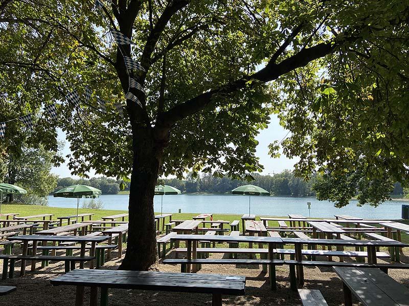 Alle Biergarten In Den Munchener Vororten Und Im Umland Auf Einen Blick Der Echte Biergartenfuhrer