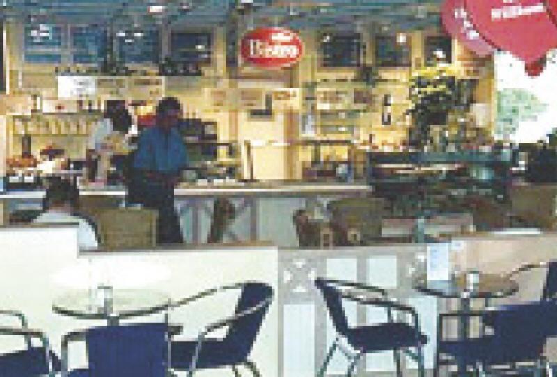 Restaurant Biller Bistro Im Möbelhaus Biller In Hof