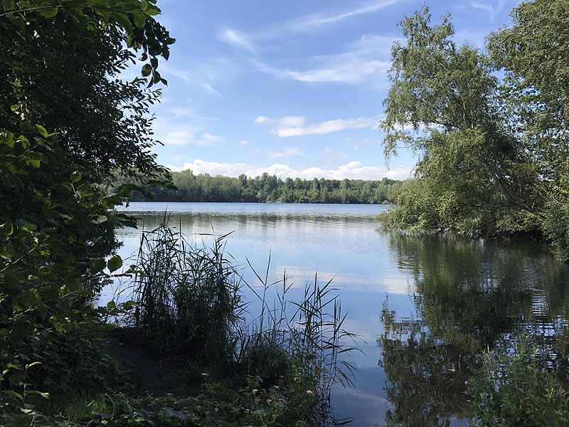 FKK in Hürth: Bleibtreusee - Impressionen