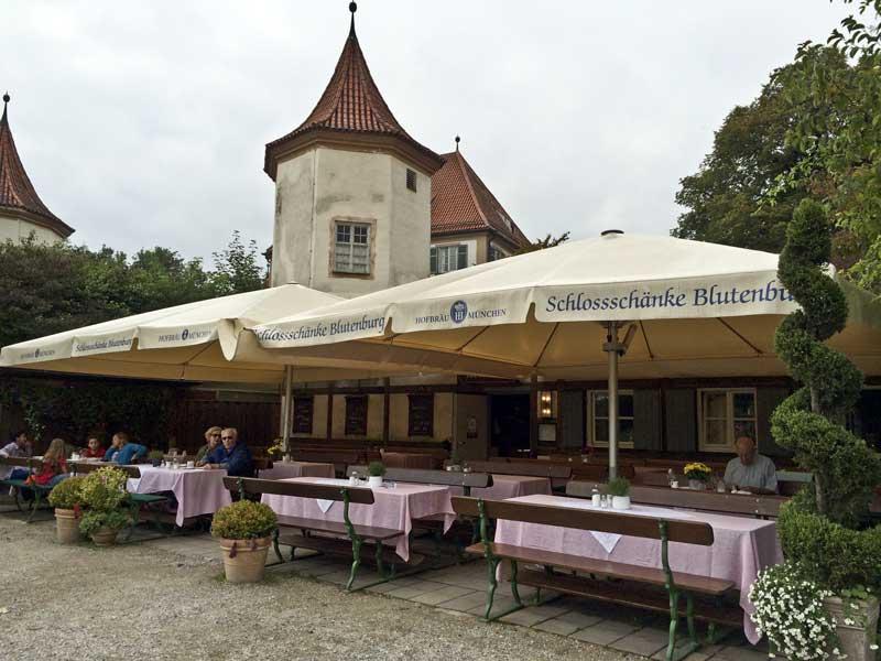 Schloßschänke Blutenburg - Bayrisches Restaurant in München