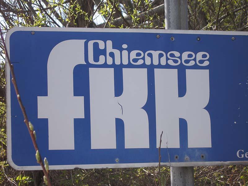 Nacktbaden am Chiemsee-FKK im Feldwieser Winkel - FKK in