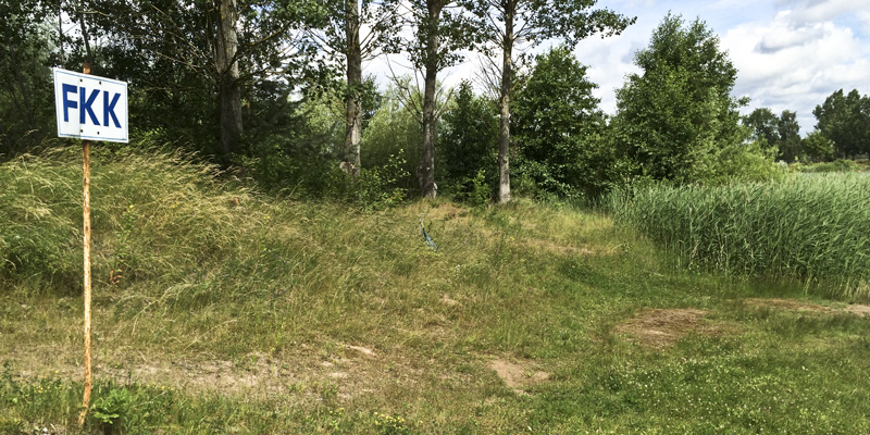 Nacktbaden & FKK in Nordrhein-Westfalen - Die schönsten
