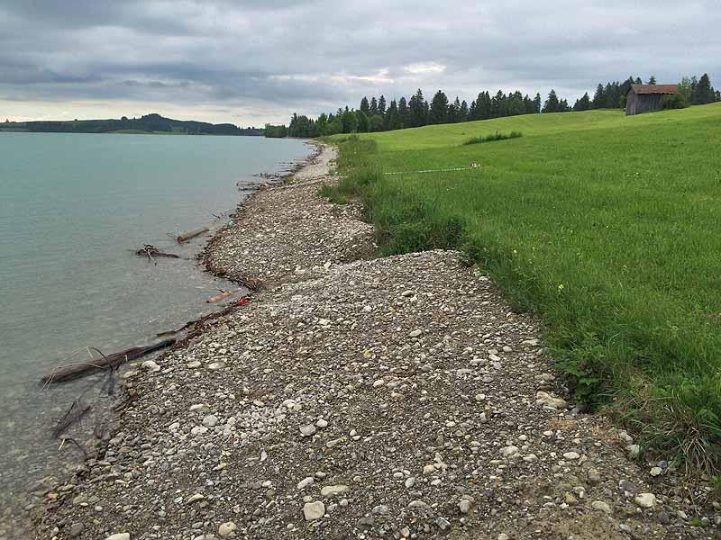 Nacktbaden & FKK in Bayern - Die schönsten Badeseen, FKK