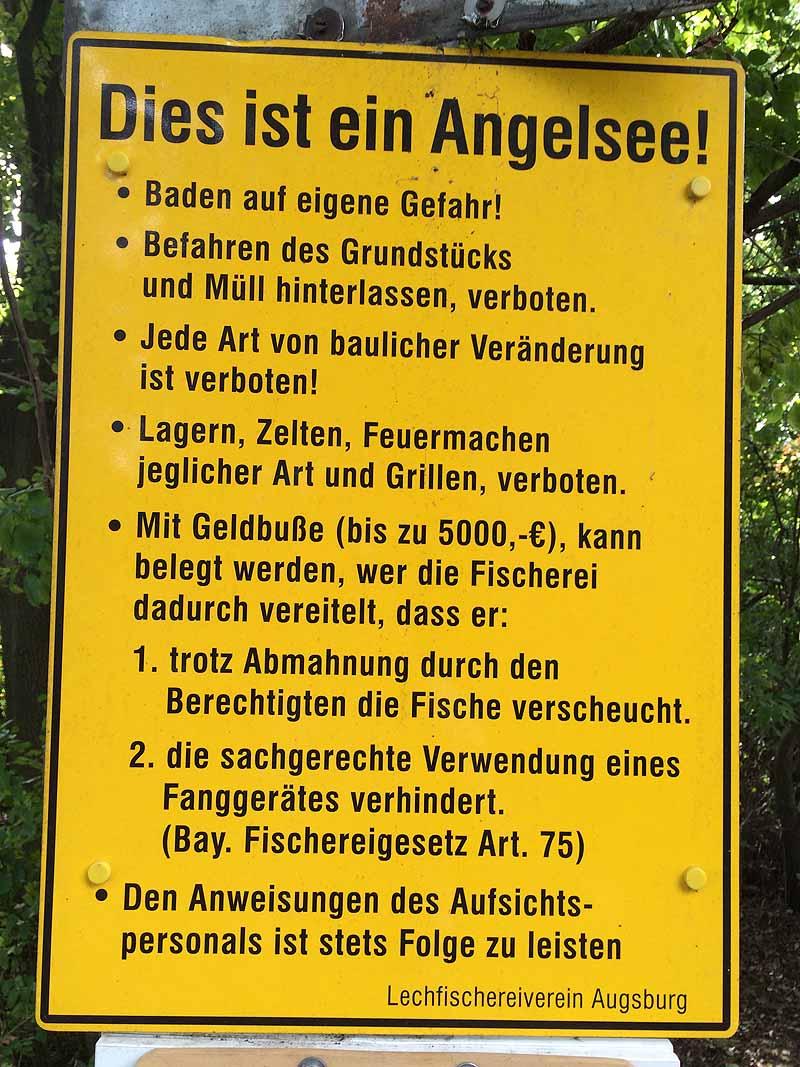 Kaisersee augsburg