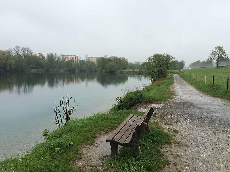 FKK in Burgberg: Ortwanger Baggersee - Impressionen