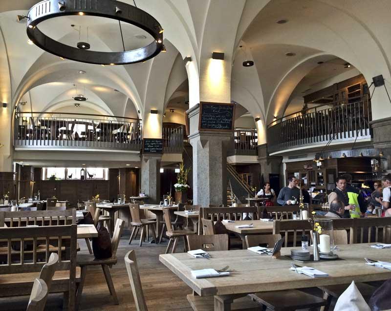 Bayerische Restaurants & Gaststätten in München
