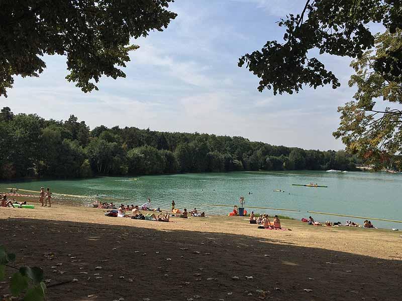 FKK in Raunheim: Waldsee - Impressionen