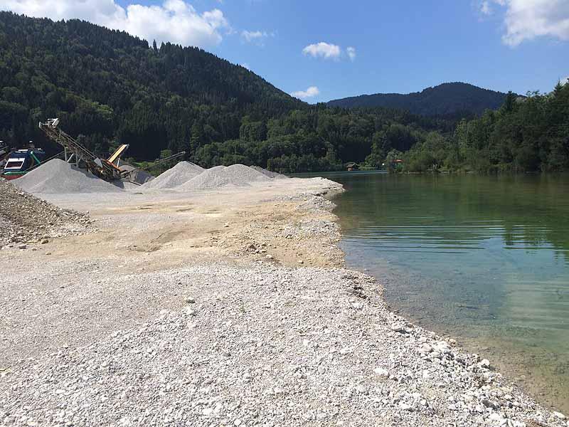 FKK in Rottach-Egern: Tegernsee - Impressionen