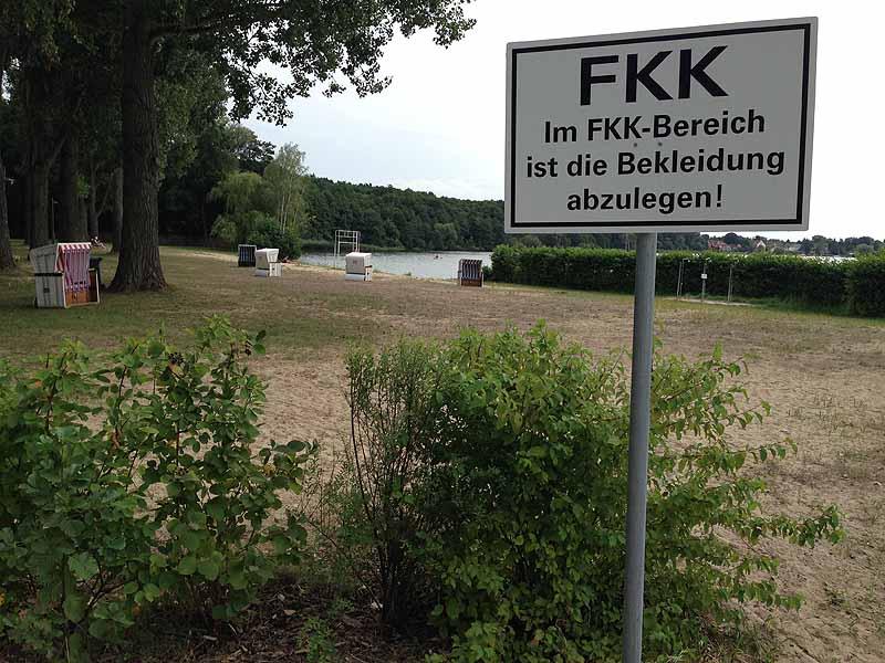 Nacktbaden & FKK in Brandenburg - Die schönsten Badeseen