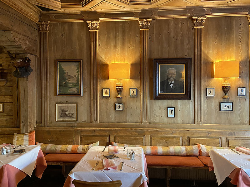 Bayerische Restaurants Gaststatten In Munchen