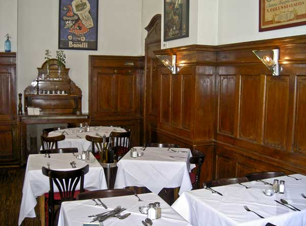 italienisches restaurant trattoria kurf rst maximilian in. Black Bedroom Furniture Sets. Home Design Ideas