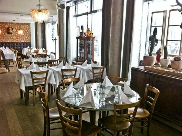 Last Supper - Internationales Restaurant in München