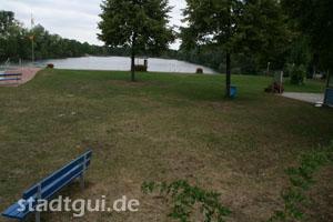 FKK in Mannheim: Stollenwörthweiher - Impressionen